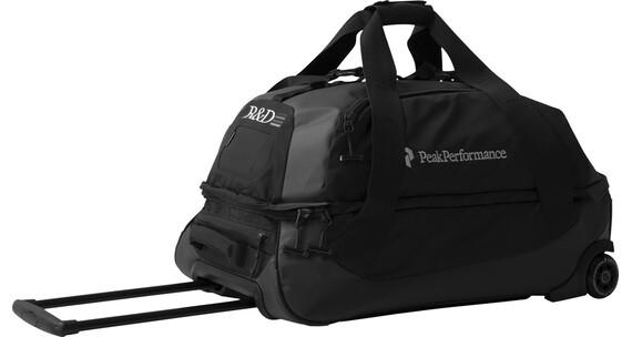 Peak Performance R&D Trolley Bag 70L Black